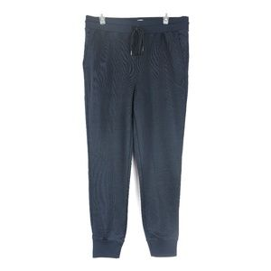 Aritzia Wilfred Free navy blue joggers sweatpants